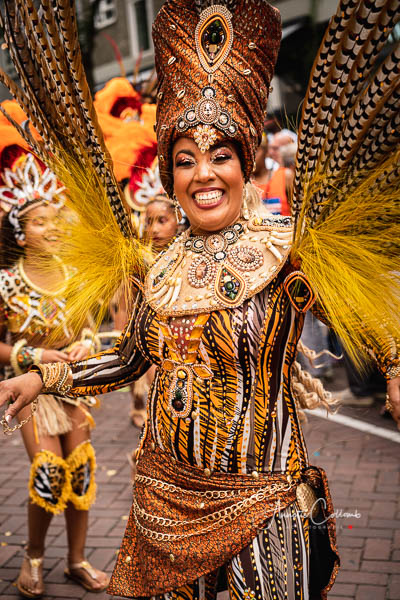 Zomercarnaval portret