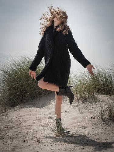 Fashion locatie winterjas AC-Fotografie